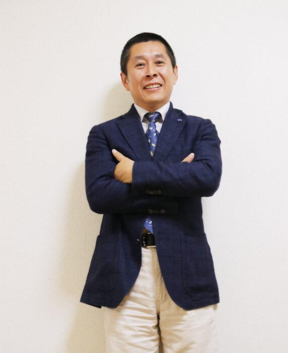 連利通商株式会社 川崎社長