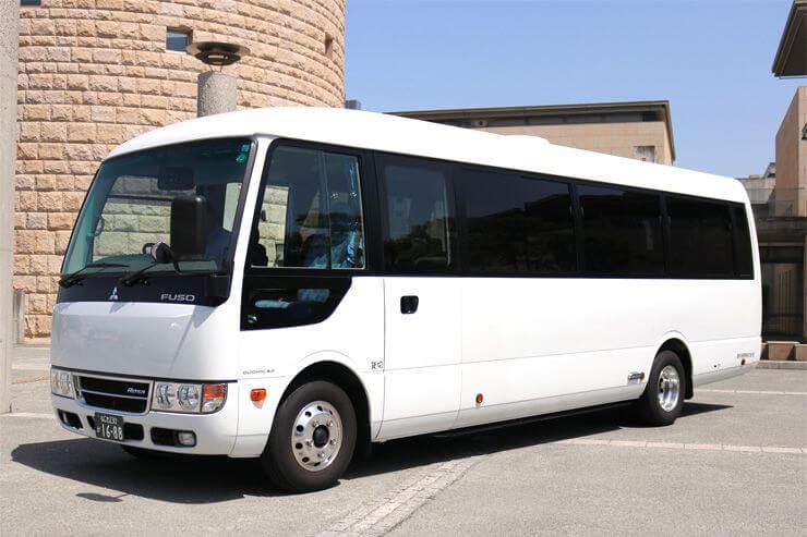 マイクロバス 三菱ローザ(スーパーロング)