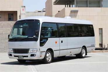 貸切バス マイクロバス トヨタ コースター
